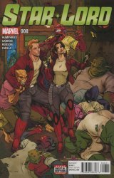 Marvel's Star-Lord Issue # 8
