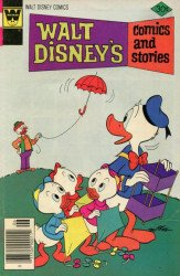 Gold Key's Walt Disney's Comics and Stories Issue # 441whitman
