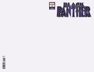 Marvel Comics's Black Panther Issue # 1h