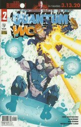 Valiant Entertainment's Quantum & Woody Issue # 2d