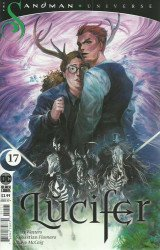 DC Black Label's Lucifer Issue # 17