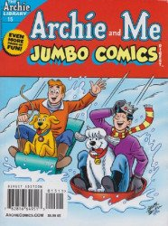 Archie Comics Group's Archie and Me: (Jumbo) Comics Digest Issue # 15