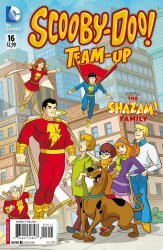 DC Comics's Scooby-Doo Team-Up Issue # 16