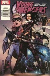 Marvel Comics's Young Avengers Issue # 10b