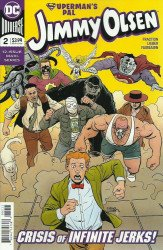 DC Comics's Superman's Pal Jimmy Olsen Issue # 2