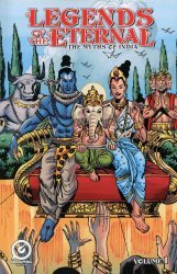 Graphic India's Legends Of The Eternal Myths Of India Soft Cover # 1