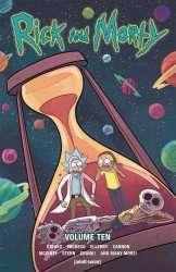 Oni Press's Rick and Morty TPB # 10