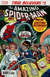 Marvel Comics's True Believers: Spider-Man - The Wedding Of Aunt May & Doc Ock Issue # 1