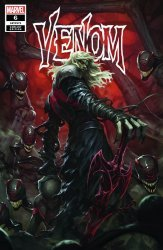 Marvel Comics's Venom Issue # 6frankies