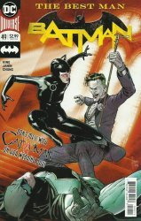 DC Comics's Batman Issue # 49