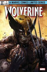 Marvel Comics's Wolverine Issue # 1facsimile-b
