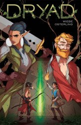 Oni Press's Dryad TPB # 1