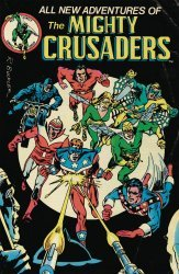 Dark Circle Comics's The Mighty Crusaders Issue # 4b