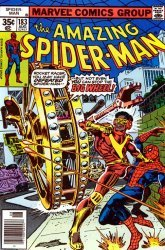 Marvel Comics's The Amazing Spider-Man Issue # 183