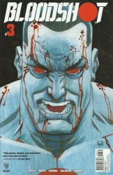 Valiant Entertainment's Bloodshot Issue # 3b