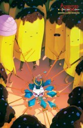 KaBOOM!'s Adventure Time: Banana Guard Academy Issue # 5c