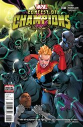 Marvel's Contest of Champions Issue # 8