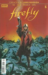 BOOM! Studios's Firefly Issue # 5