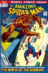 Marvel's The Amazing Spider-Man Issue # 110