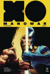 Valiant Entertainment's X-O Manowar Hard Cover # 2