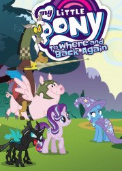 IDW Publishing's My Little Pony: Animated TPB # 12
