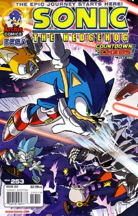 199 sonic the hedgehog - photo #22