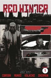 Scout Comics's Red Winter TPB # 1