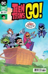 DC Comics's Teen Titans Go! Issue # 30