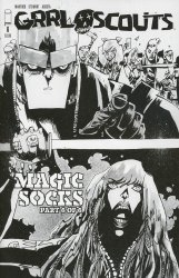 Image Comics's Grrl Scouts: Magic Socks Issue # 6d