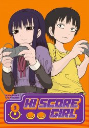 Square Enix Manga's Hi Score Girl Soft Cover # 3
