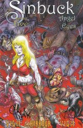 Wild Angels Publishing's Sinbuck : Angel Eyes Issue # 5
