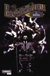 Amigo Comics's Phantasmagoria Issue # 3