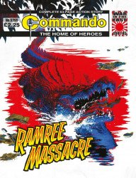 D.C. Thomson & Co.'s Commando: For Action and Adventure Issue # 5295