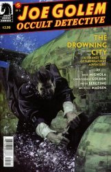 Dark Horse Comics's Joe Golem: Occult Detective - Drowning City Issue # 5
