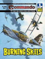 D.C. Thomson & Co.'s Commando: For Action and Adventure Issue # 4938