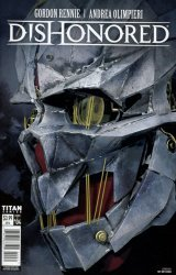 Titan Comics's Dishonored Issue # 4c