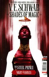 Titan Comics's Shades of Magic Issue # 7b