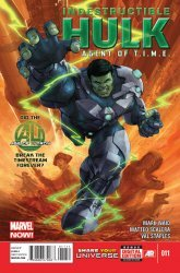 Marvel's Indestructible Hulk Issue # 11
