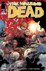 Image Comics's The Walking Dead Issue # 1wwnash-c
