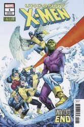 Marvel Comics's Uncanny X-Men: Winters End Issue # 1c