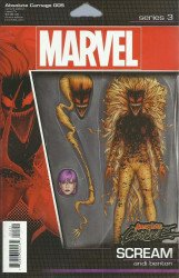 Marvel Comics's Absolute Carnage Issue # 5b