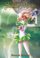 Kodansha Comics's Sailor Moon Eternal Edition Soft Cover # 4