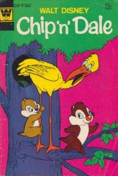Gold Key's Chip 'n' Dale Issue # 20whitman
