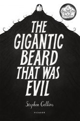 Picador's Gigantic Beard that was Evil Hard Cover # 1