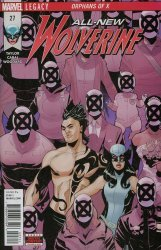 Marvel Comics's All-New Wolverine Issue # 27