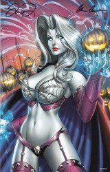 Coffin Comics's Lady Death: Echoes Issue # 1u