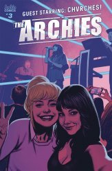 Archie Comics Group's The Archies Issue # 3