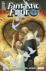 Marvel Comics's Fantastic Four TPB # 2