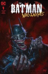 DC Comics's Batman Who Laughs Issue # 1parrillo-f