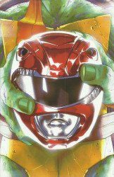 BOOM! Studios's Mighty Morphin Power Rangers/Teenage Mutant Ninja Turtles Issue # 1d